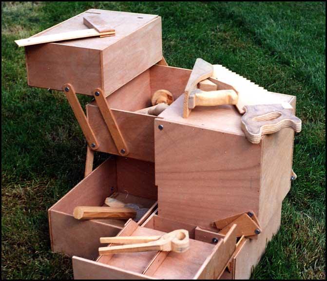 La boite à outils de Monsieur Guingois