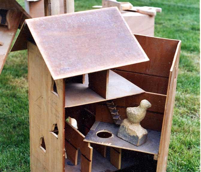 La maison de l'oiseau