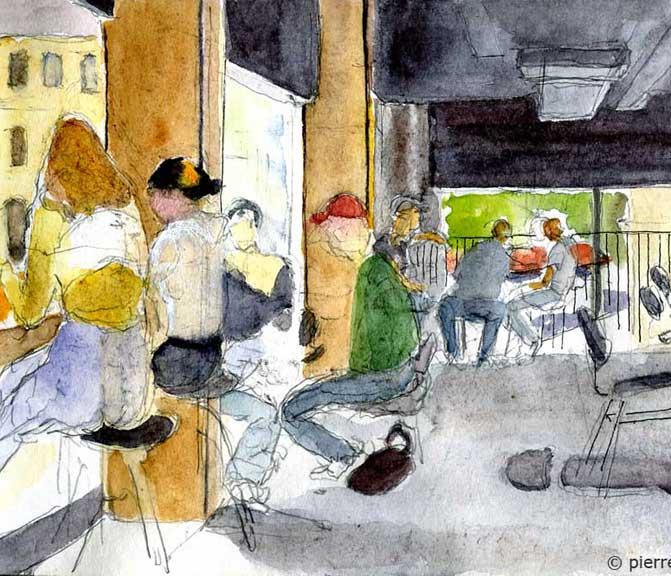 Starbucks Café Gare de Lyon