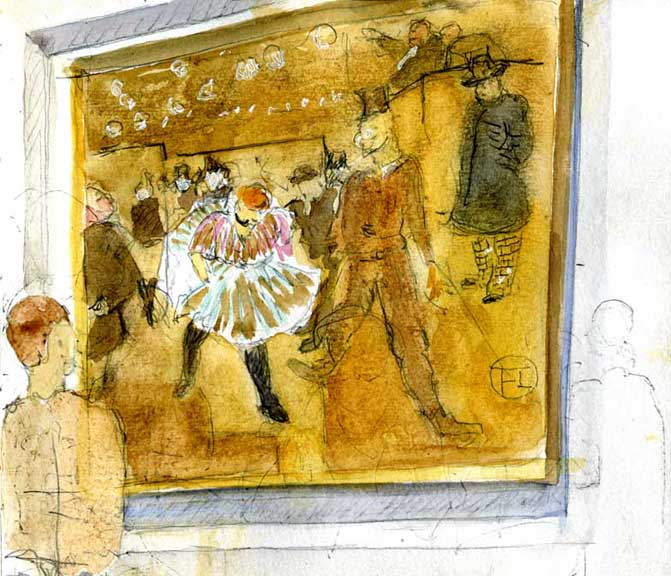 Toulouse Lautrec au Grand Palais