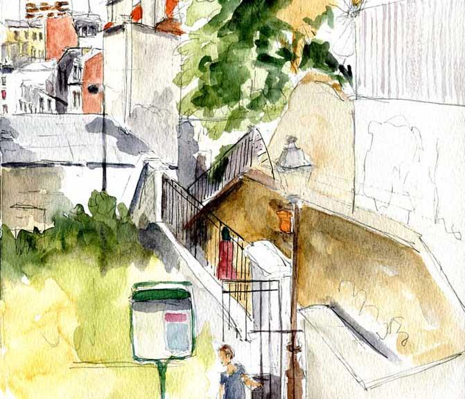 Rue Fernand Raynaud